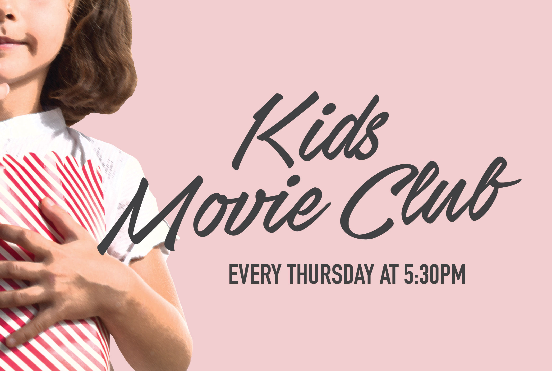 Kids Movie Club