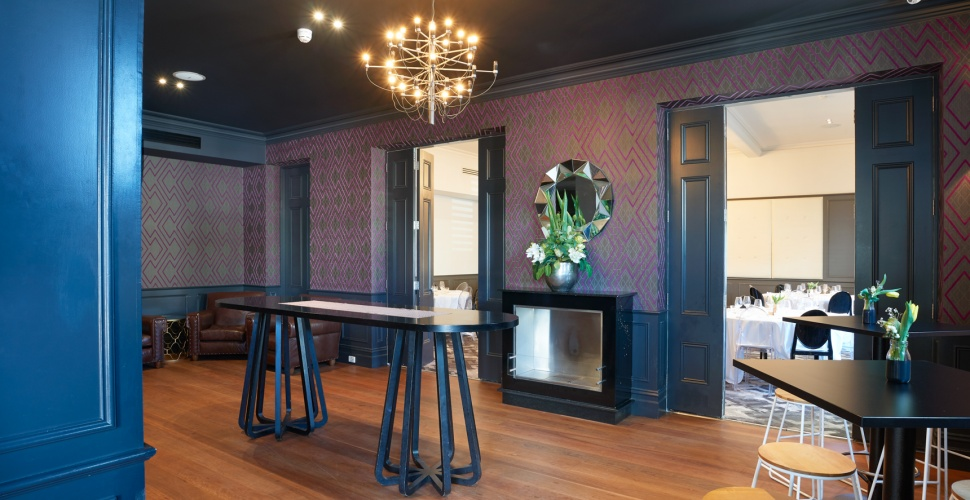 The Wine Room Function Space - The Vincent, Albert Park