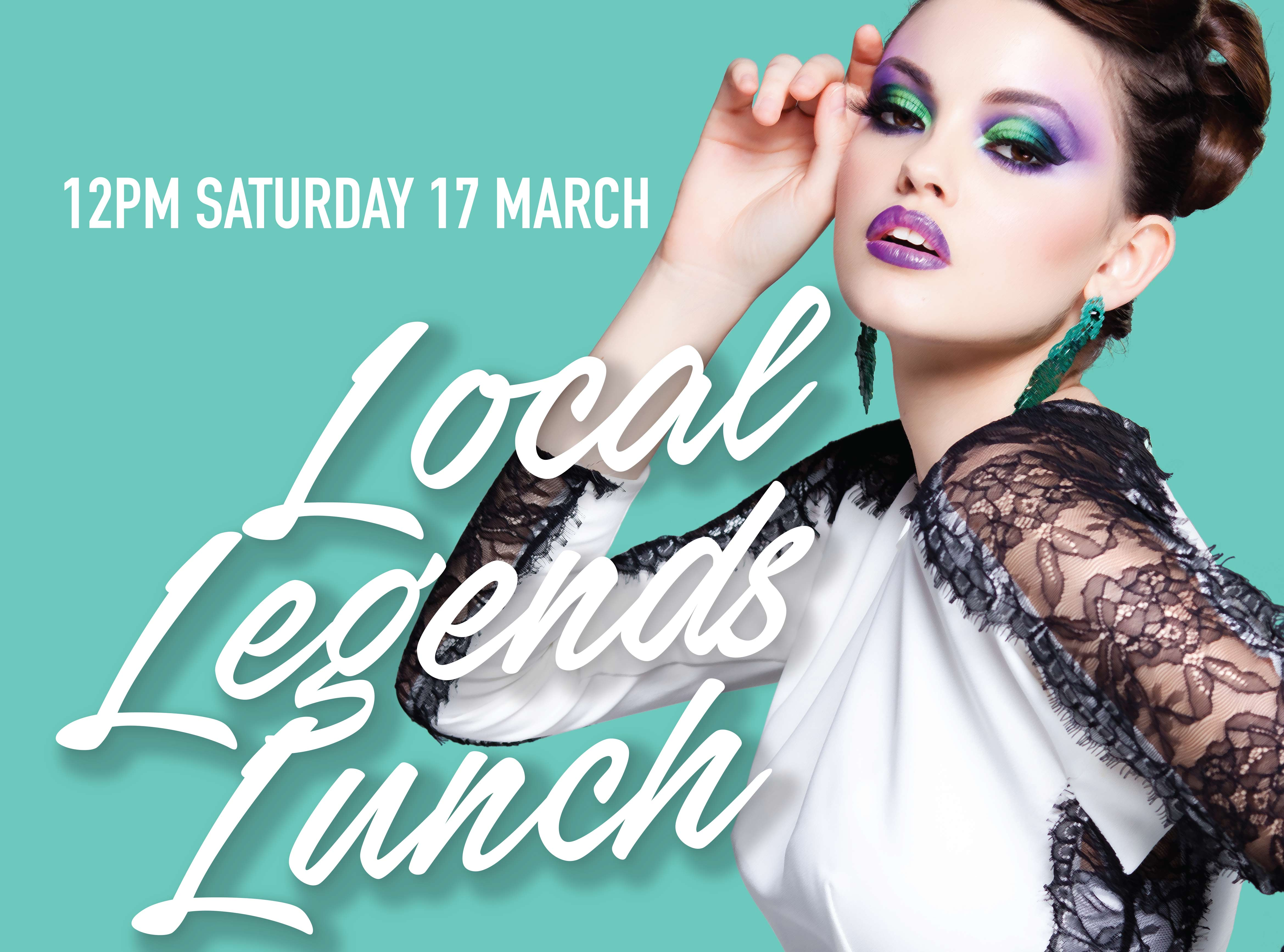Local Legends Lunch